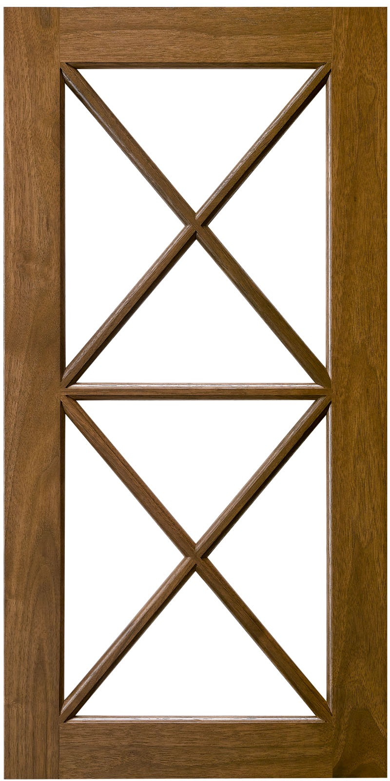 Conestoga Wood Double X Horizontal