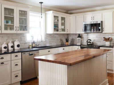Fabuwood Cabinets Allure Fusion Blanc