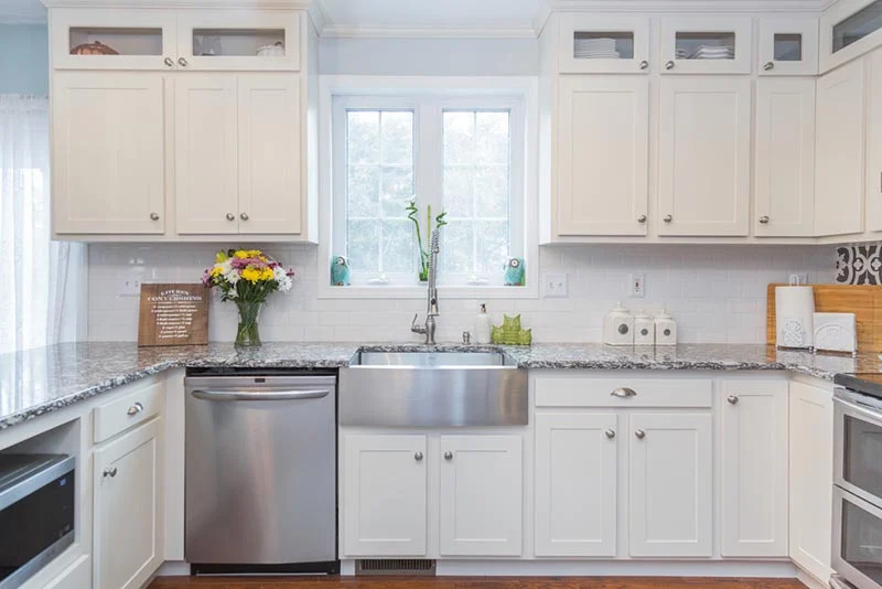 How to Choose the Right Cabinet Door Style - Shaker