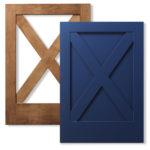 X Side Front Frame Doors
