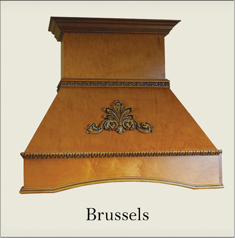 Executive Cabinetry Range Hoods Brussels