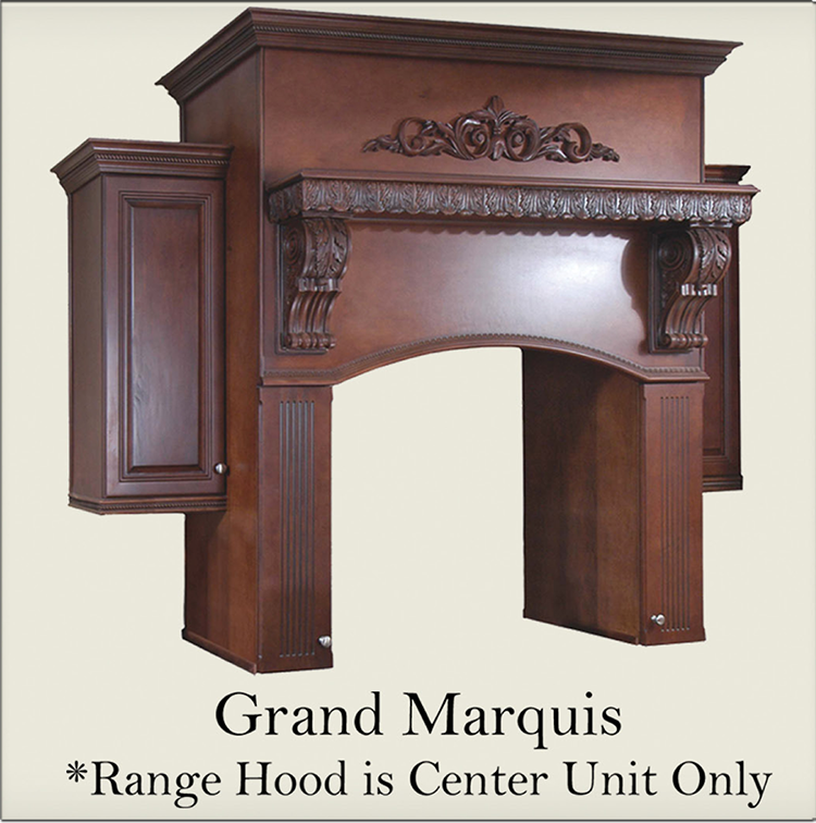 Executive Cabinetry Grand Marquis