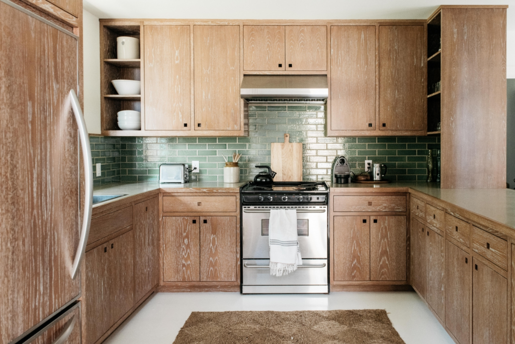 U-shaped kitchen layout The Five Kitchen Layouts--and How to Make the Most of Yours