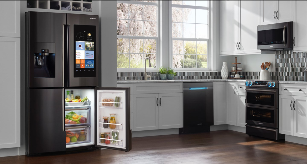 Smart Kitchen Appliances - 5 New Year's Resolutions for a Kitchen Remodel