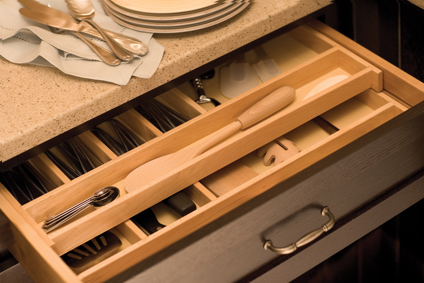 Storage Solutions - 5 New Year's Resolutions for a Kitchen Remodel