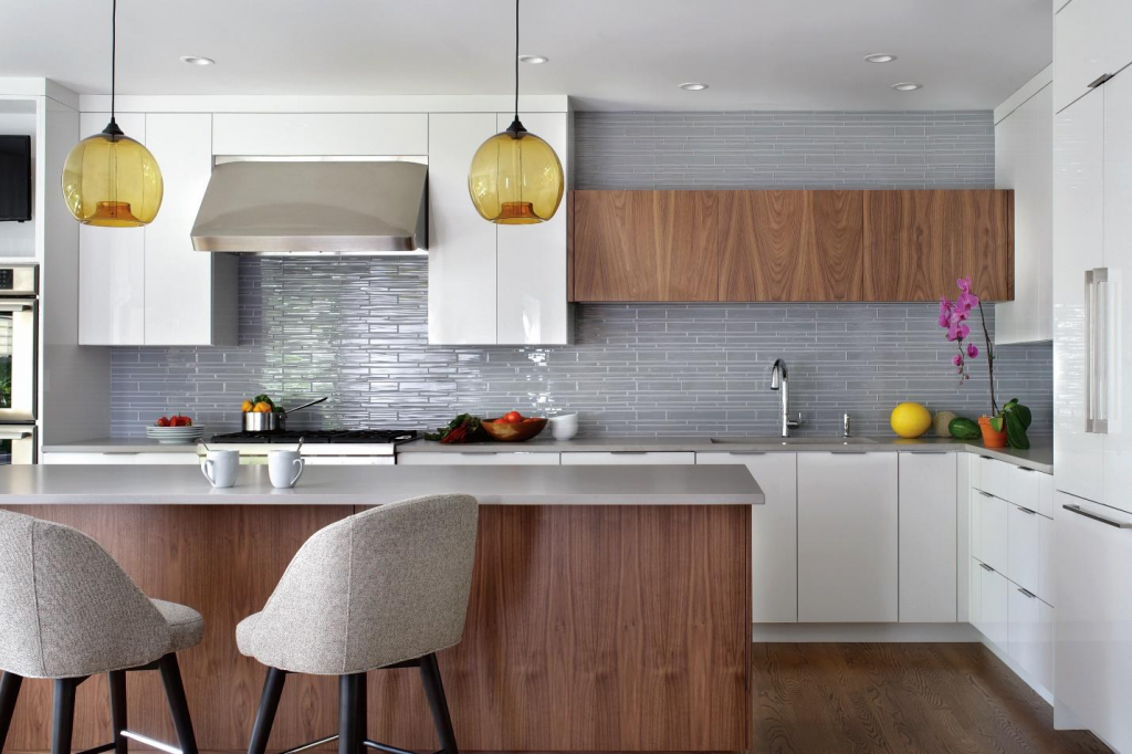 How to Choose the Right Cabinet Door Style - modern