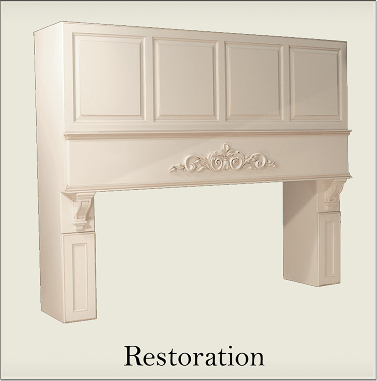 Executive Cabinetry Restoration