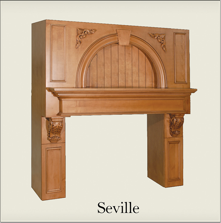 Executive Cabinetry Seville