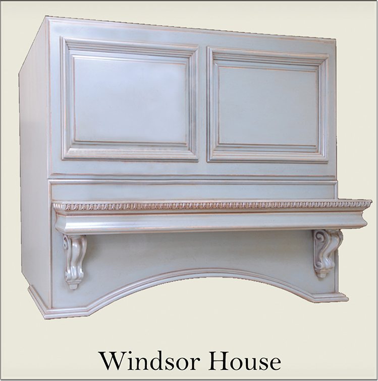 Executive Cabinetry Windor house